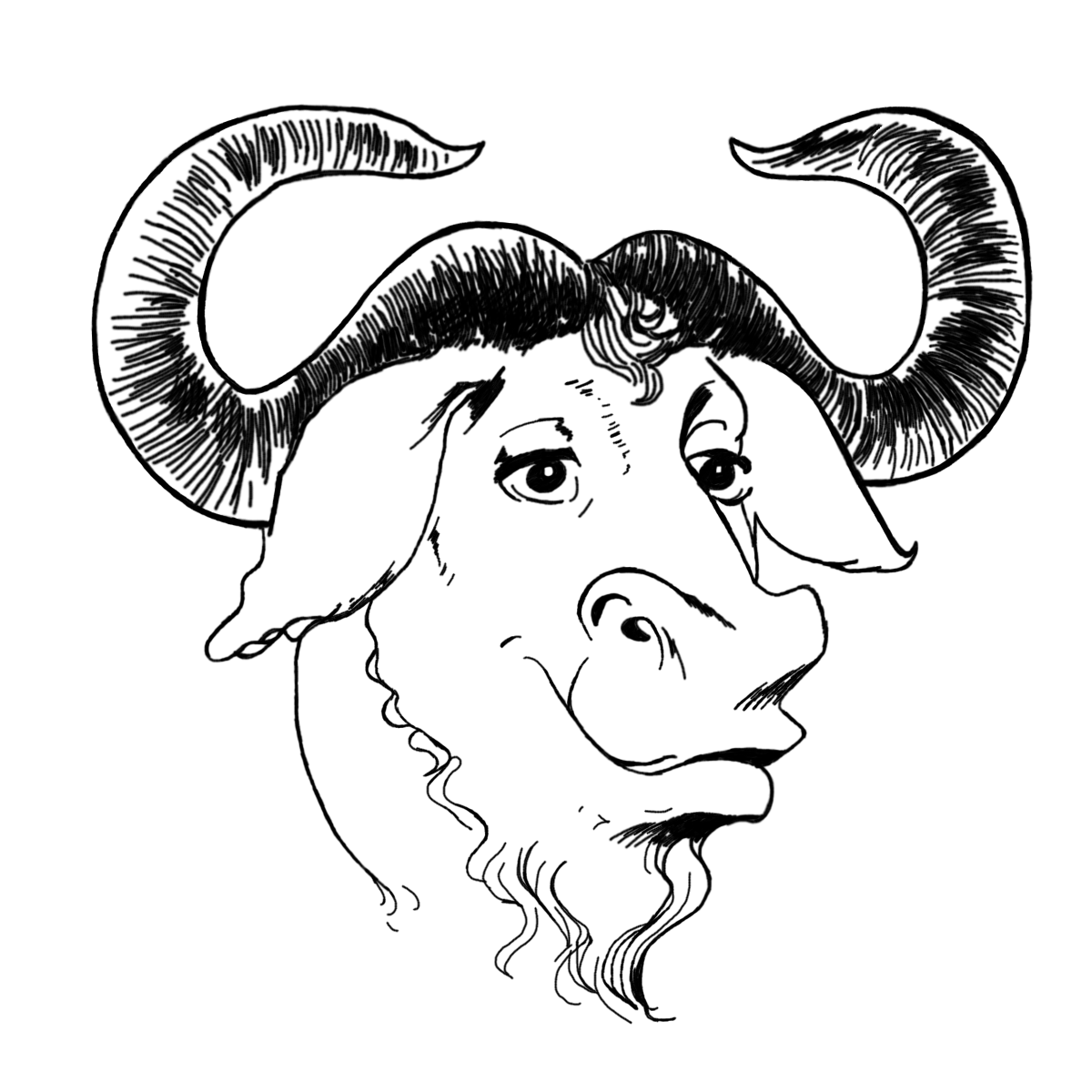 emacs ipython notebook and the shaving of a yak measure of justice Rabbit Shed gerwinski gnu head